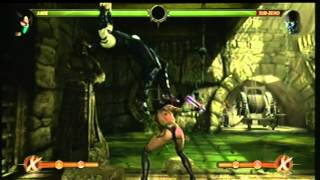 MK9 - Jade Reversal 40% (Back to the corner)
