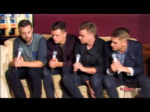 The Rave TV Backstage Interview with Vinyl Theatre