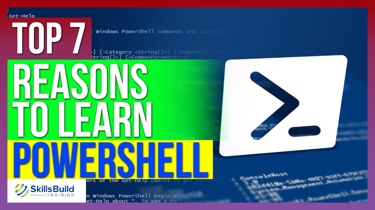 Download Top 7 Reasons To Learn PowerShell Scripting Language
