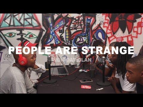 People Are Strange - Indigoat Clan Interview