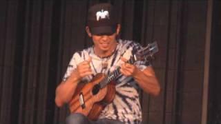 Jake Shimabukuro - Thriller (MJ Tribute) (Schenectady, NY)