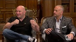 UFC's Lorenzo Fertitta and Dana White: UFC Bigger than NFL - Full WSJ Interview