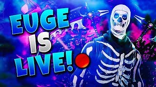 🔴 Fortnite - Solos // Top Solo Player! (Xbox One X)