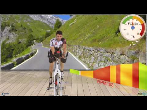 Carlos Gil Aplifit & BIKE LIVE virtual trainer c.gil@bikelive.mx
