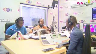 Bernard avle and the team bring you newspaper review on citi breakfast show #citicbs #citinewsroom #ghana follow us: facebook: https://www.facebook.c...