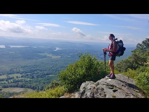 Day 122 on The Appalachian Trail, Climbing Mt Everett, Into Great Barrington