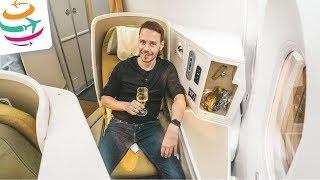 Vietnam Airlines Business Class 787 Dreamliner | YourTravel.TV