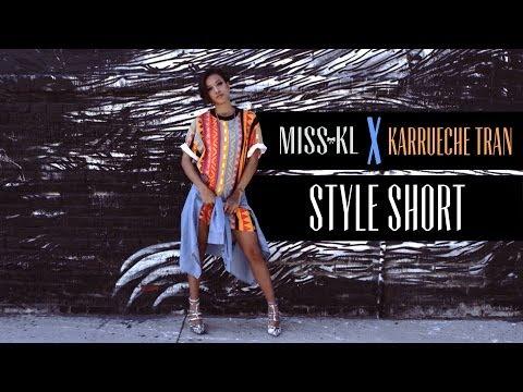 Miss KL x Karrueche: STYLE SHORT