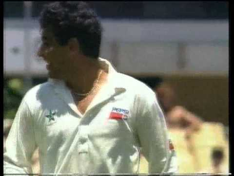 WAQAR YOUNIS- BEST OVER EVER, REVERSE SWING GALORE!!!!!!