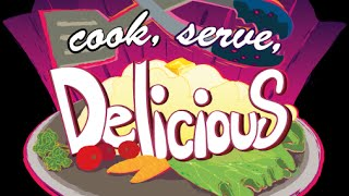 Cook, Serve, Delicious! [PC] Gameplay