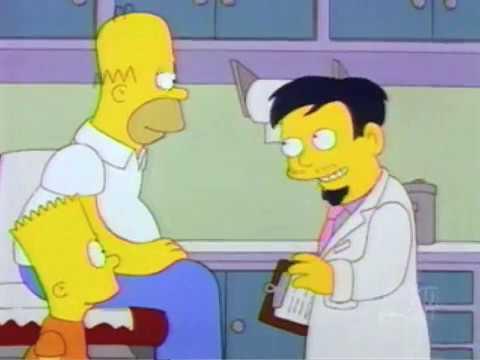 Homer Simpson Hyper Obesity Youtube