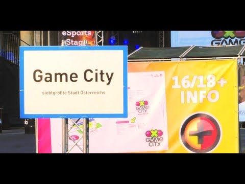 Mega-Event: Game City startet in Wien