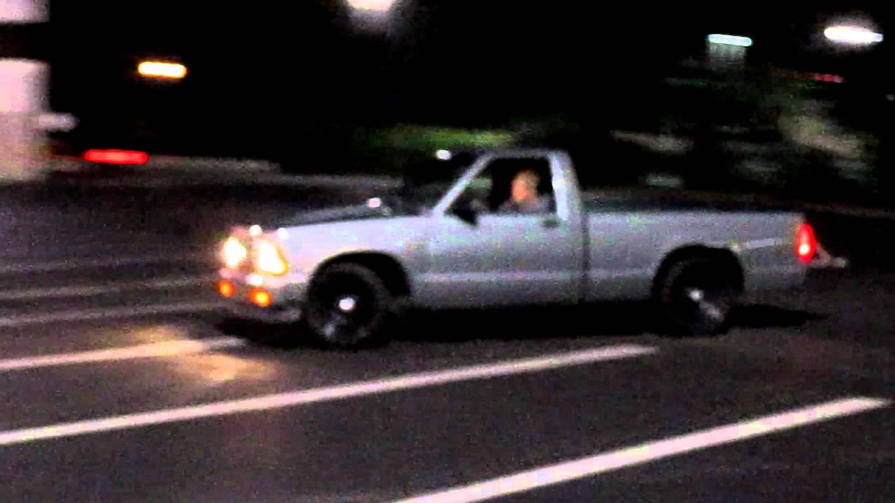 s10 drifting around - YouTube