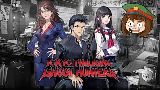 Let's Look At - Tokyo Twilight Ghost Hunters