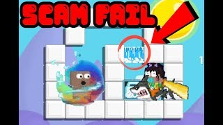 Growtopia - IF THIS SCAM FAIL WASN'T RECORDED, NO ONE WOULD BELIEVE!!