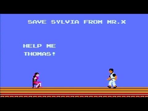 KUNG FU 1985 (она же SPARTAN X). Dendy/nes. Прохождение игры