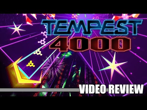 Review: Tempest 4000 (PlayStation 4, Xbox One & Steam) - Defunct Games