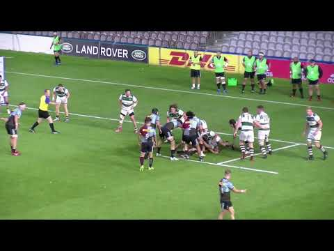 Harlequins 22-8 Ealing Trailfinders: Match Highlights