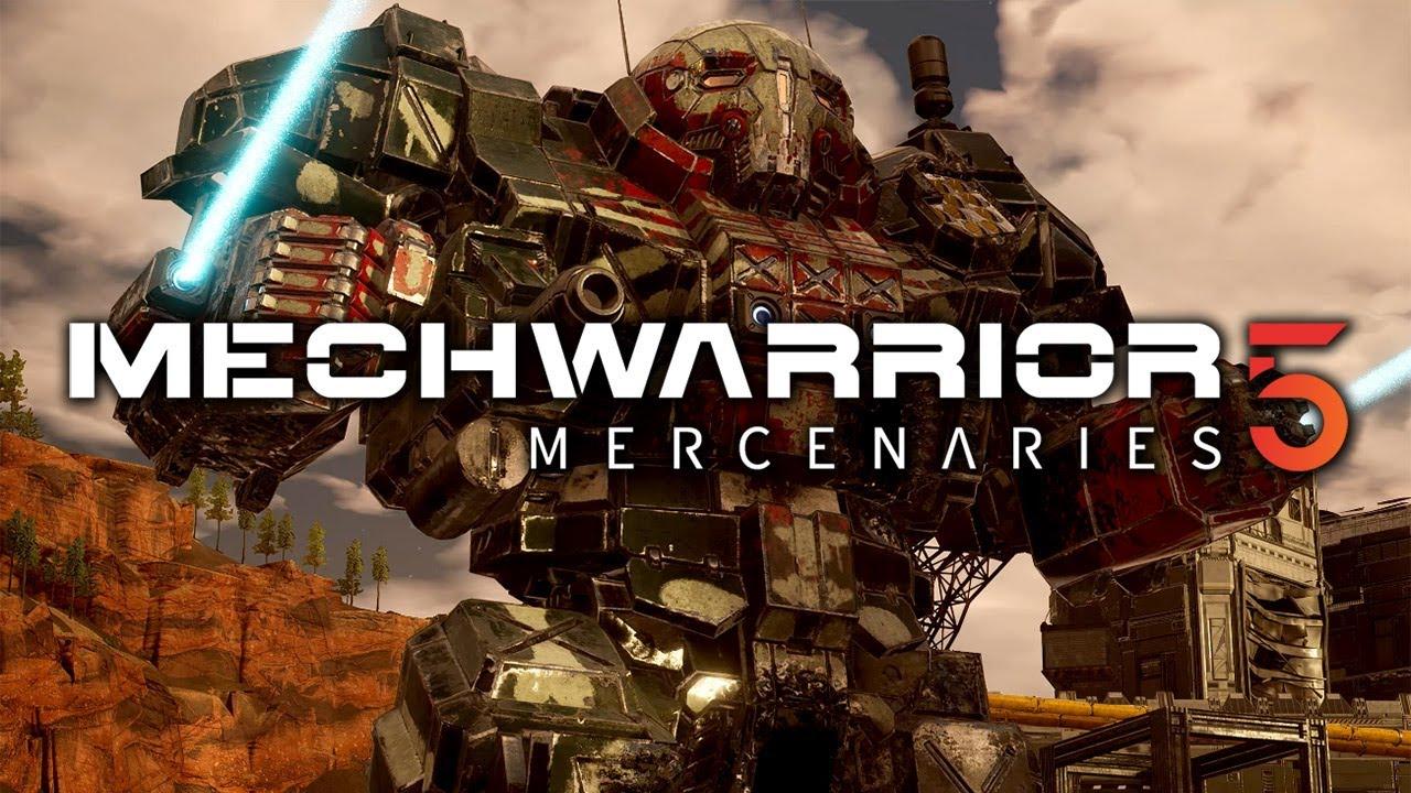 MechWarrior 5 Mercenaries Walkthrough - YouTube