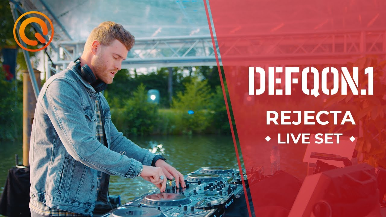 Rejecta | Defqon.1 at Home 2020