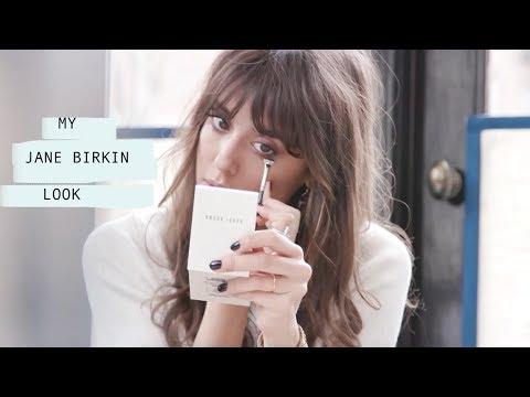 My Jane Birkin Look Youtube