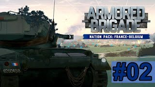 Armored Brigade 02 - How Not to attack a Defended Position!