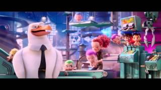 بالفيديو.. إصدار الإعلان التشويقي لفيلم الأنيميشن Storks