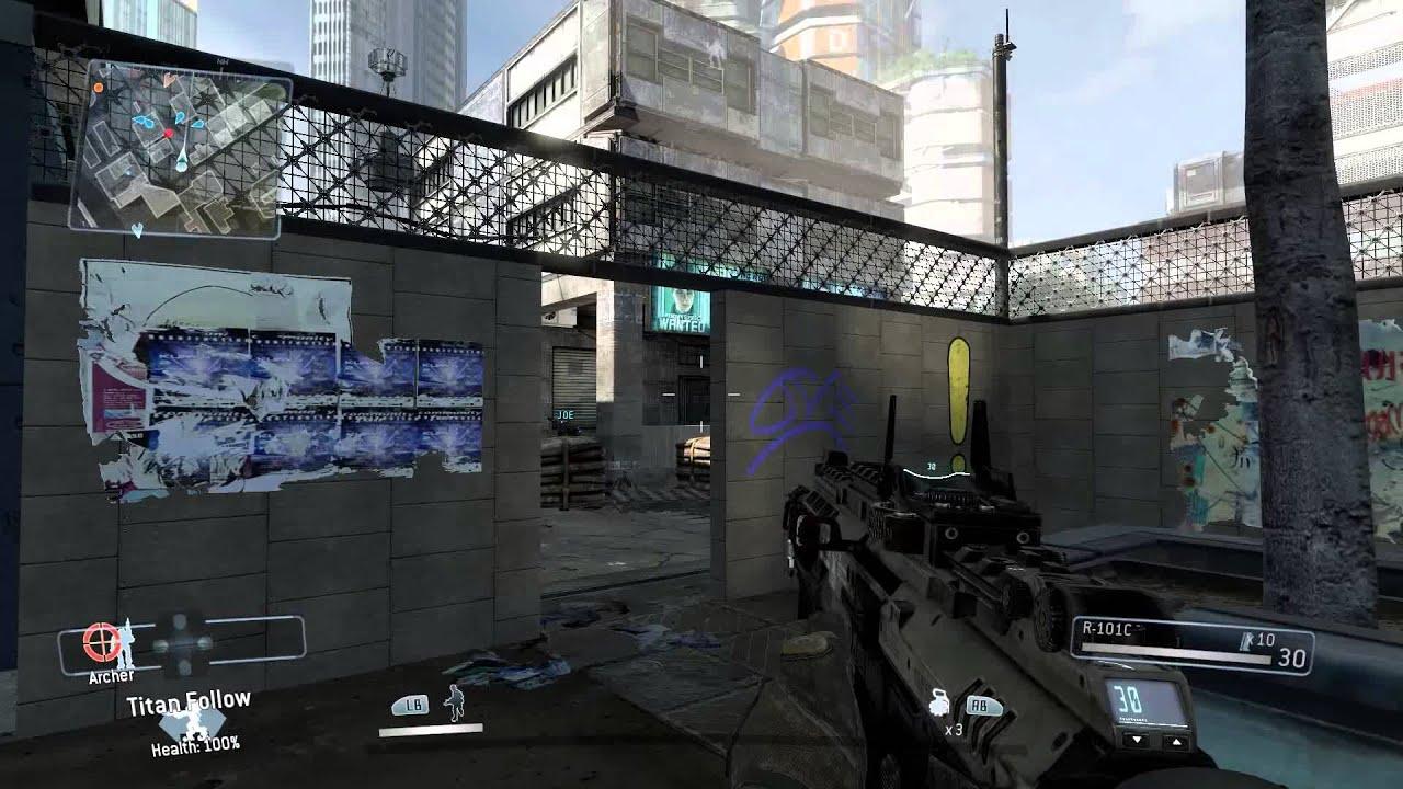 《Titanfall》天使城官方實機預告片 - EA 藝電幫 - YouTube