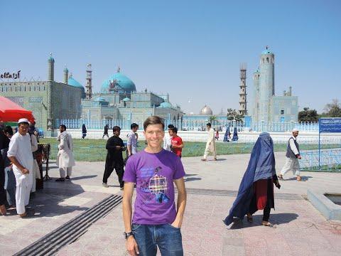 VLOG#020:  Mazar-i-Sharif, Afghanistan