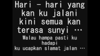 Bondan PrakosoFade 3 Black R I P lyrics