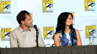 Comic-Con 2012 - Elementary Panel - Part 4