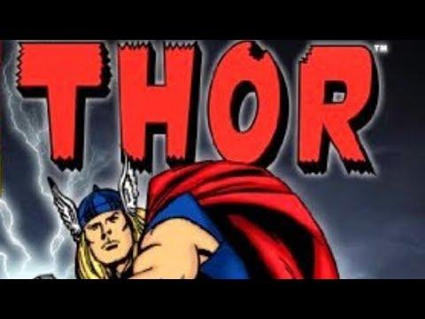 THOR vs LOKI: Antiguos Comics Animados de 1966 MARVEL