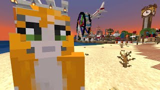 "Stampy's ""Lovelier"" World - World Tour - Part 1"