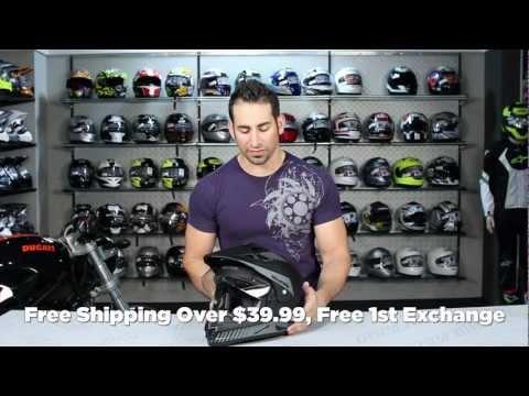 MSR M13 Xpedition Helmet Review at RevZilla.com
