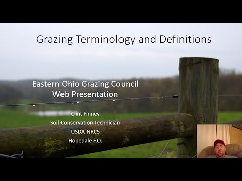 Grazing Terminology and Definitions from YouTube · Duration:  29 minutes 7 seconds