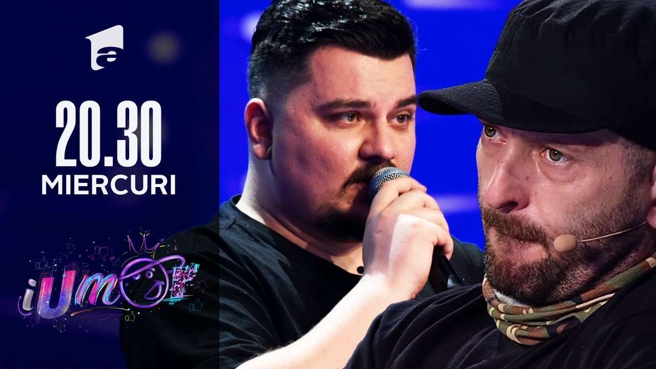Nicu Ungureanu, numărul la care Cheloo a ațipit | iUmor 2021