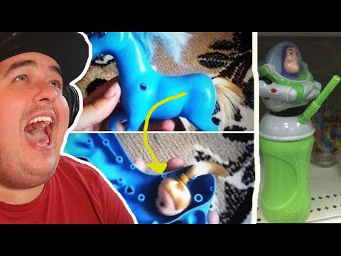 Daz Watches Worst Toys Ever Made