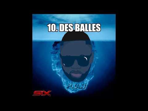 Youtube: SIX – DES BALLES feat. Alrima