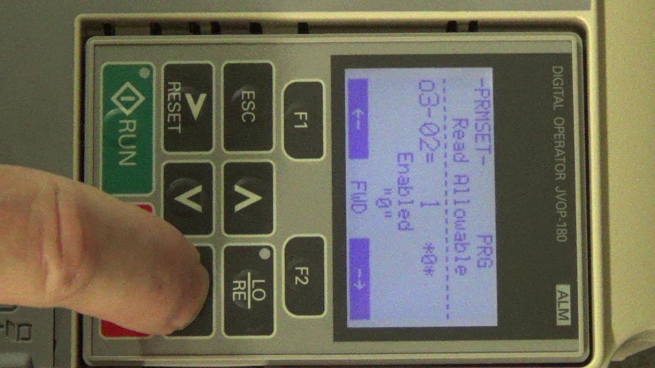 A1000 Manual Yaskawa Wiring Diagram Copy Para1000