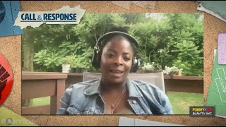 CLIP: Janelle James explains how frustrating it is to lose precious time to dealing with racism