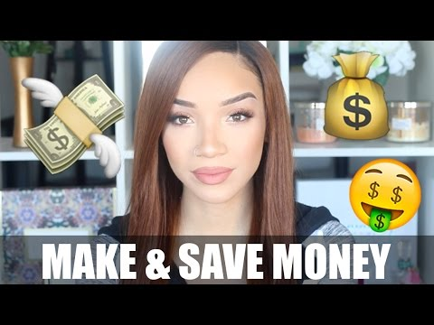 Tips for Earning & Saving More + How YouTubers Make Money