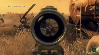 Call of Duty: Black Ops 2 Gameplay Part 1 (PC)-Full HD 1080p Extra Settings GeForce GT 650M Asus N76