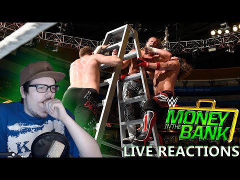 WWE MONEY IN THE BANK 2017 LIVE REACTIONS!! - Kontrovers! | German/Deutsch