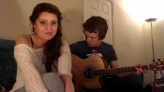 "Cheryl Cole ""Under the Sun"" Acoustic Cover- Daniel & Amy"