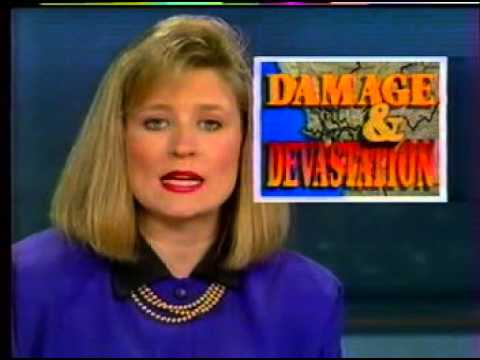 San Francisco Earthquake 1989 Emmy winning newscast
