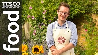 Edd Kimber's Top Three Bbq Desserts | Tesco Food