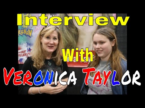 Interview With Veronica Taylor Voice Of Pokemon's Ash