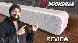 Mi Soundbar - Unboxing - Setup - Review - HOT OR NOT???