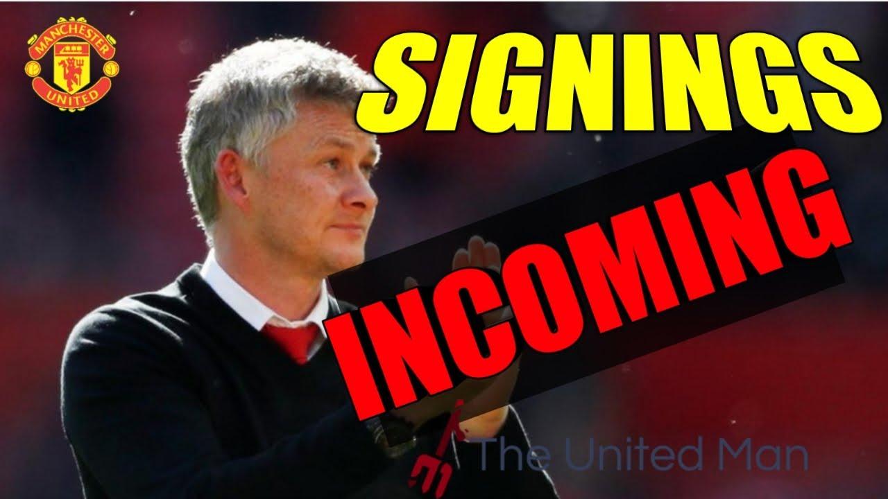 Man Utd Transfer Latest Now