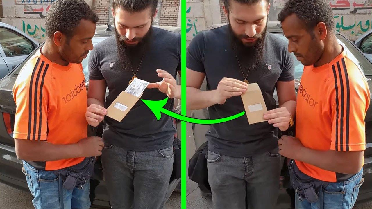 لأول مرة كشف خدع الساحر كريس المصري اشهر ساحر عربي حتى الان الجزء2